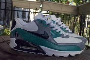 Nike Air Max 90 @Macklemore Custom Shoes by @LaptopLasane