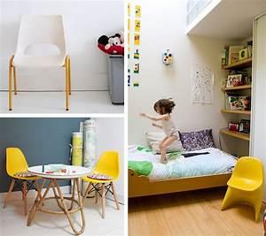 Chaise Enfant Vintage : chaises vintage pour enfant hello vintage ~ Teatrodelosmanantiales.com Idées de Décoration