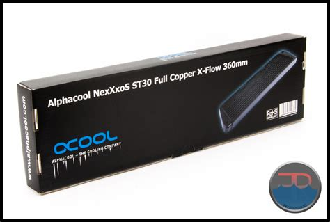 Alphacool St30 Xflow 360mm Radiator Review  Page 6 Of 6