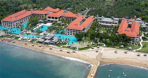 hotel conrad bali resort spa indonezia bali