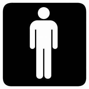 mens, male, men, room, toilet icon