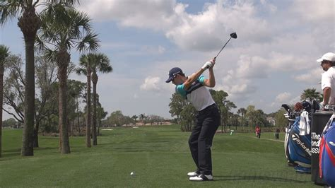 left handed golf swing langley 2014 driver golf swing reg motion