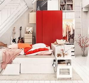 Treppen Für Wenig Platz : schlafzimmer tipps f r die einrichtung living at home ~ Sanjose-hotels-ca.com Haus und Dekorationen