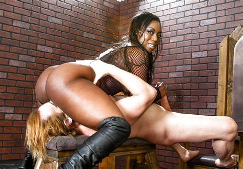 Fine Kinky Miss Four And Bukkake By Ebony Men