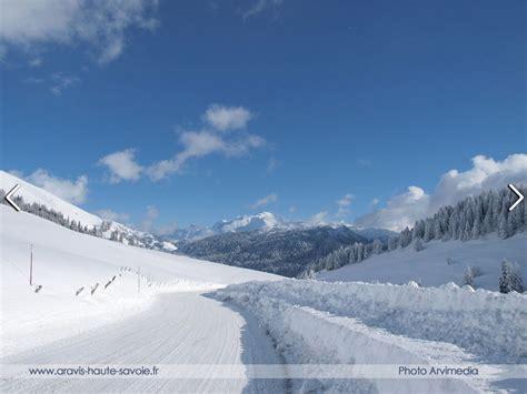 route du mont blanc