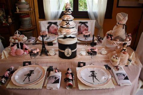 decoration de table chic une table de no 235 l chic et