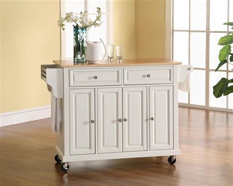 wood kitchen islands 21 beautiful kitchen islands and mobile island benches 1145