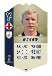 The 17 Legendary 39Icons39 To Be Included In FIFA 1839s World