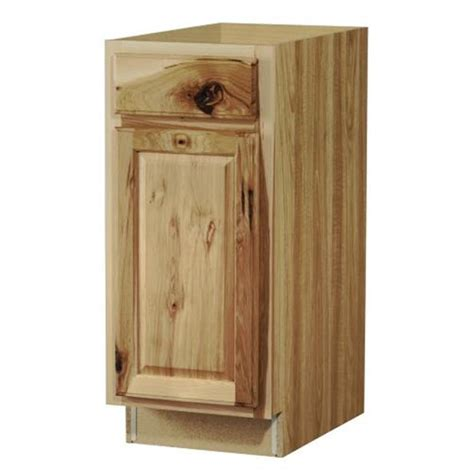 denver hickory cabinets lowes shop now denver 15 in w x 35 in h x 23 75 in d