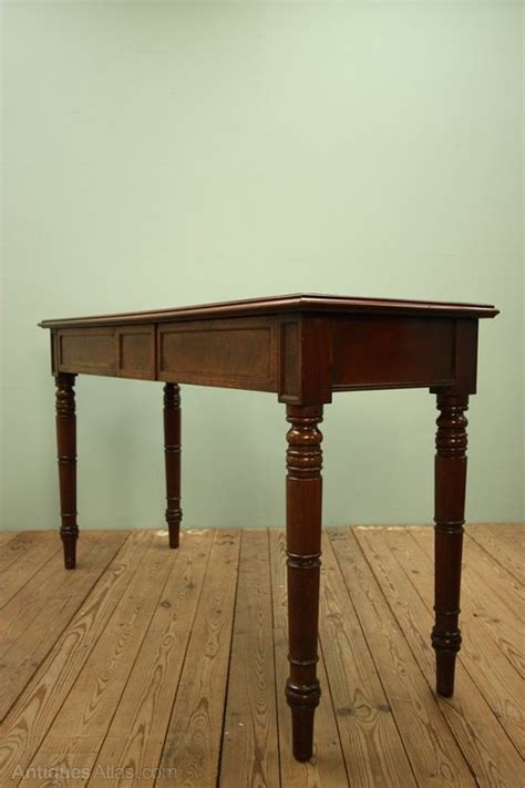 antique mahogany console table georgian antique mahogany console table antiques atlas 4112