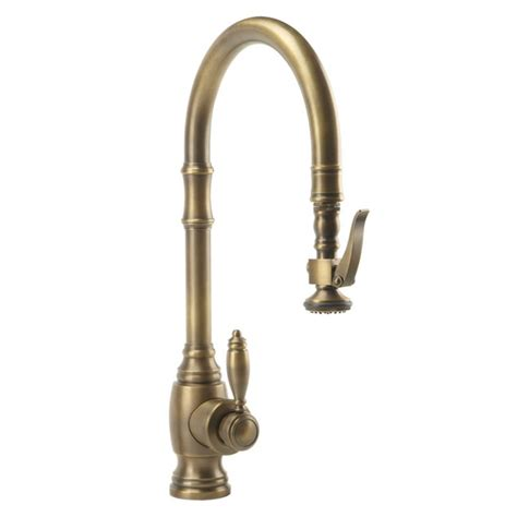 kitchen faucet made in usa 5600 plp traditional standard reach kitchen faucet