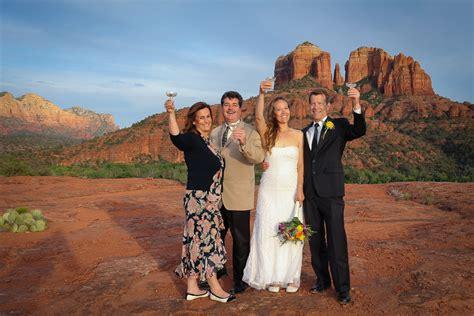 Sedona Wedding Locations Photography