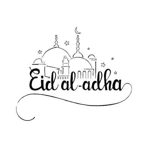 eid al adha illustrations royalty  vector