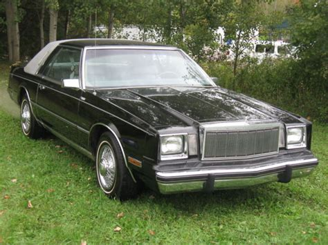1983 Chrysler Cordoba by Chrysler Cordoba 1983 Solid Original