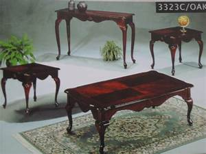 wood coffee tables end tables sofa tables furniture With cherry coffee table and end tables
