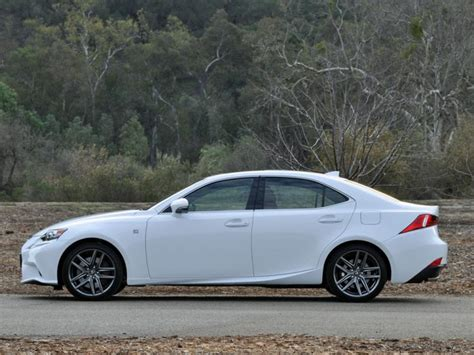 2015 lexus isf white review 2015 lexus is 350 f sport ny daily news