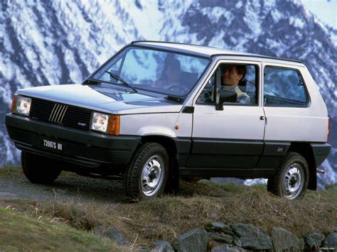Fiat Panda 4x4 (153) 1983–86 wallpapers (2048x1536)