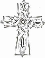 Cross Celtic Coloring Crosses Wings Stone Drawings Clipart Thelob Clip Tattoo Deviantart Sketch Tattoos Adult Colouring Cliparts Drawing Tribal Scroll sketch template