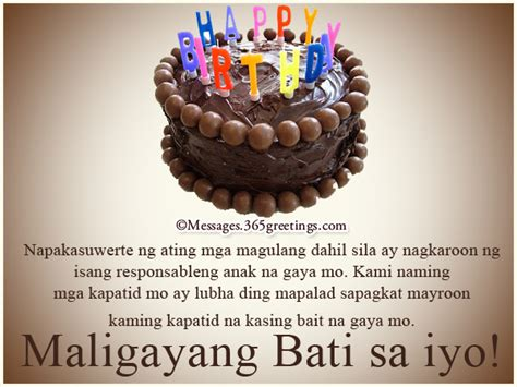 tagalog birthday quotes  mother  law image quotes