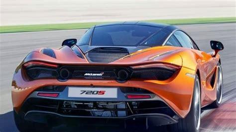 2018 Mclaren 720s Reviews, Specs & Prices Top Speed