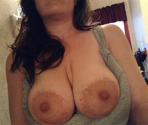 Wife Nipple Selfie