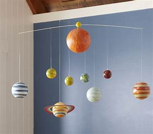 Decorate Outer-Space Baby Nursery in 3 ... 2 ... 1 - Nerdy ...