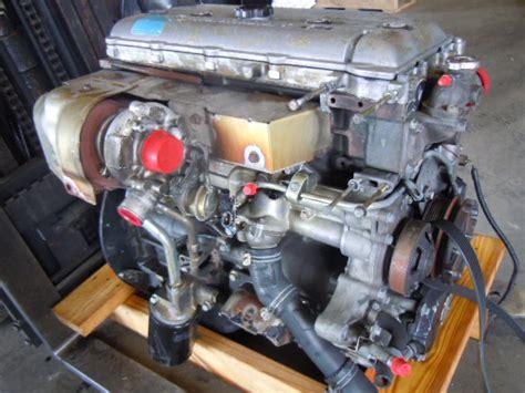 Mitsubishi Fuso Engine by Mitsubishi Fuso Engine Diesel 4m50 1at2 2000 2004 Used
