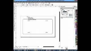 Using Conde Templates With Coreldraw For Dye Sublimation