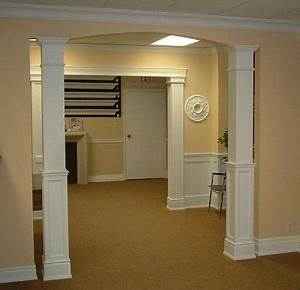 Elite trimworks inc online store for wainscoting for Decorative interior wall columns