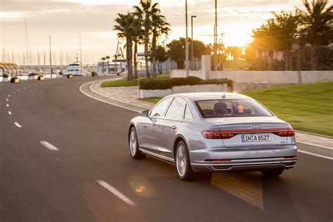 2019 Audi A8 To Debut Prologue Styling At La Auto Show