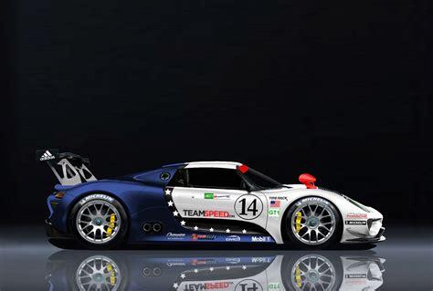 porsche 918 racing amazing porsche 918 spyder renderings