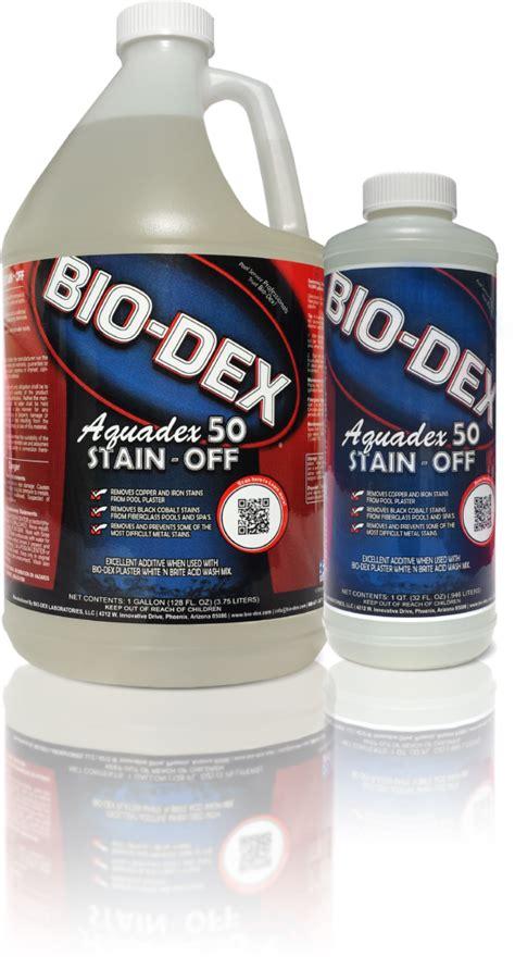 aquadex 50 stain bio dex laboratories llc