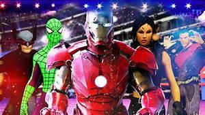 Ultimate, Superhero, Wrestling, Free, Game, 2018