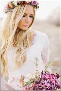 Perfect Wedding Bridal Flower Crowns