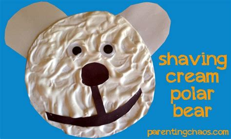 polar bear crafts for preschoolers polar craft 204