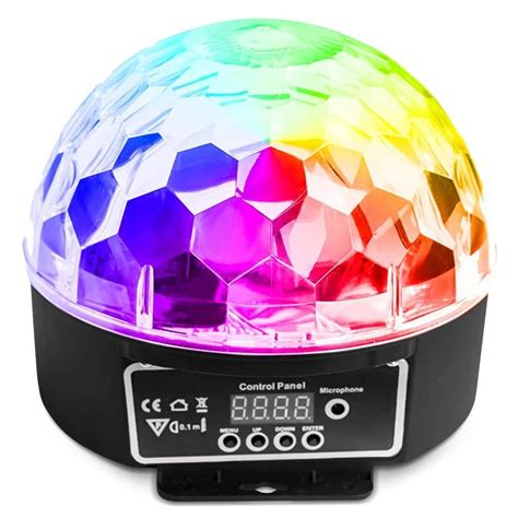 Buy Led Disco Ball Online Cheap Party Lights Store