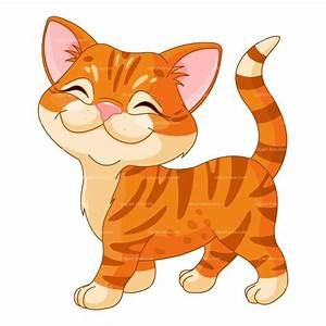 Smile Clipart Cat Cartoon Pencil And In Color Smile