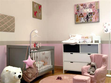idee peinture chambre bebe idee peinture chambre bebe fille visuel 4
