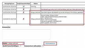 Rechnung Von Flexpayment : freischaltung billpay deutschland ~ Themetempest.com Abrechnung
