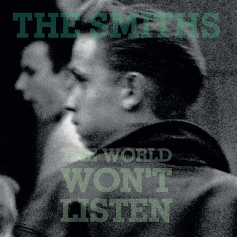 The World Wont Listen Album Cover