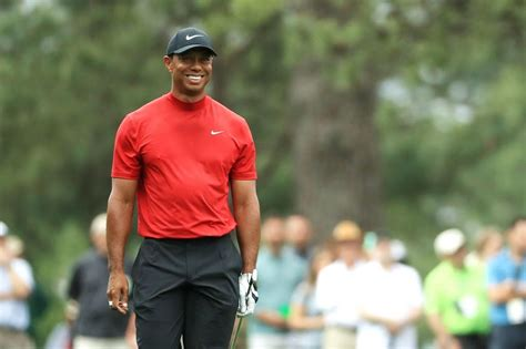 Tiger Woods Wins the Masters, Securing His First Major ...