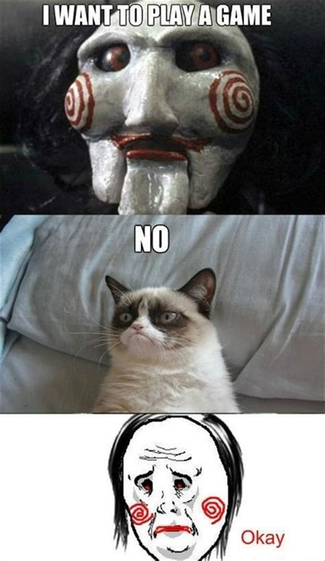 grumpy cat    play  game dump  day