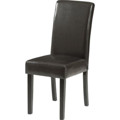 exemple housse de chaise simili cuir