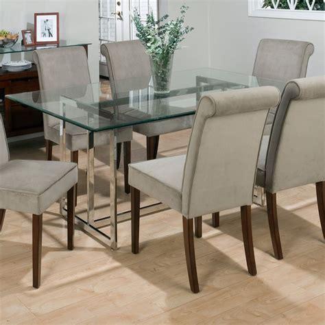 ideas  rectangular glasstop dining tables coffee