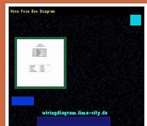 Hino Fuse Box Diagram  Wiring Diagram 17574