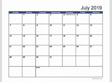 Free Download Printable Calendar 2019 with Holidays 2018