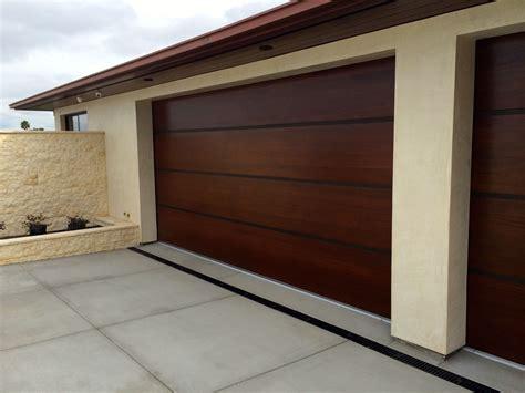 Garage Door Quieter by Modern Garage Doors Wood Garage Doors Garage Doors And