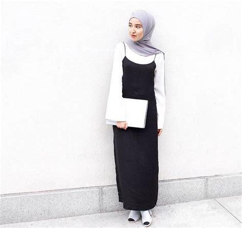 minimalist hijab ootd images  pinterest