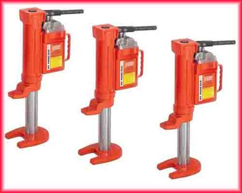 Hydraulic Revolving Toe Jack With Better Quality And