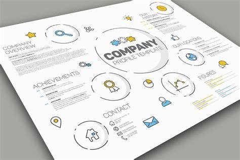 company profiels template modern company profile template presentation templates